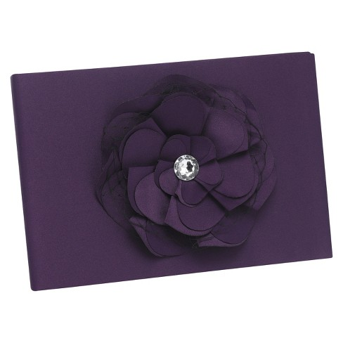 Floral Fantasy Wedding Collection Guest Book - image 1 of 1
