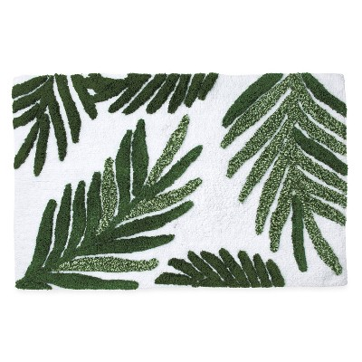 Indoor Garden Bath Rug Green - Destinations