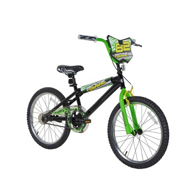 "Dynacraft Everest Ridge 20"" Kids' Bike - Black"