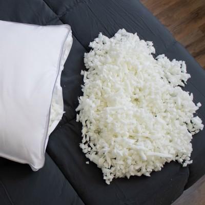 eLuxury Shredded Memory Foam Pillow