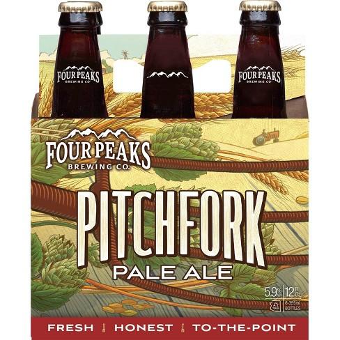 Four Peaks Pitchfork Pale Ale Beer - 6pk/12 fl oz Bottles - image 1 of 1