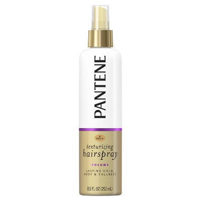 Hair Spray: Pantene Pro-V Volume Texturizing Hairspray Non-Aerosol