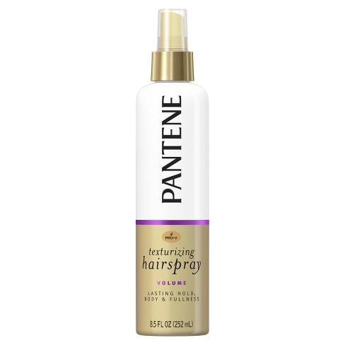 Pantene Pro-V Volume Lasting Hold, Body & Softness Texturizing Non-Aerosol Hairspray - 8.5 fl oz - image 1 of 4