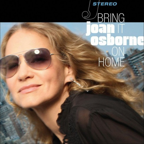 Joan osborne - Bring it on home (CD) - image 1 of 2