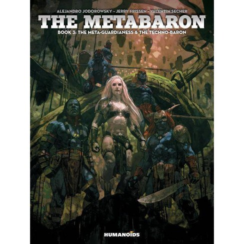 The Metabaron #3 - by  Jerry Frissen (Hardcover) - image 1 of 1