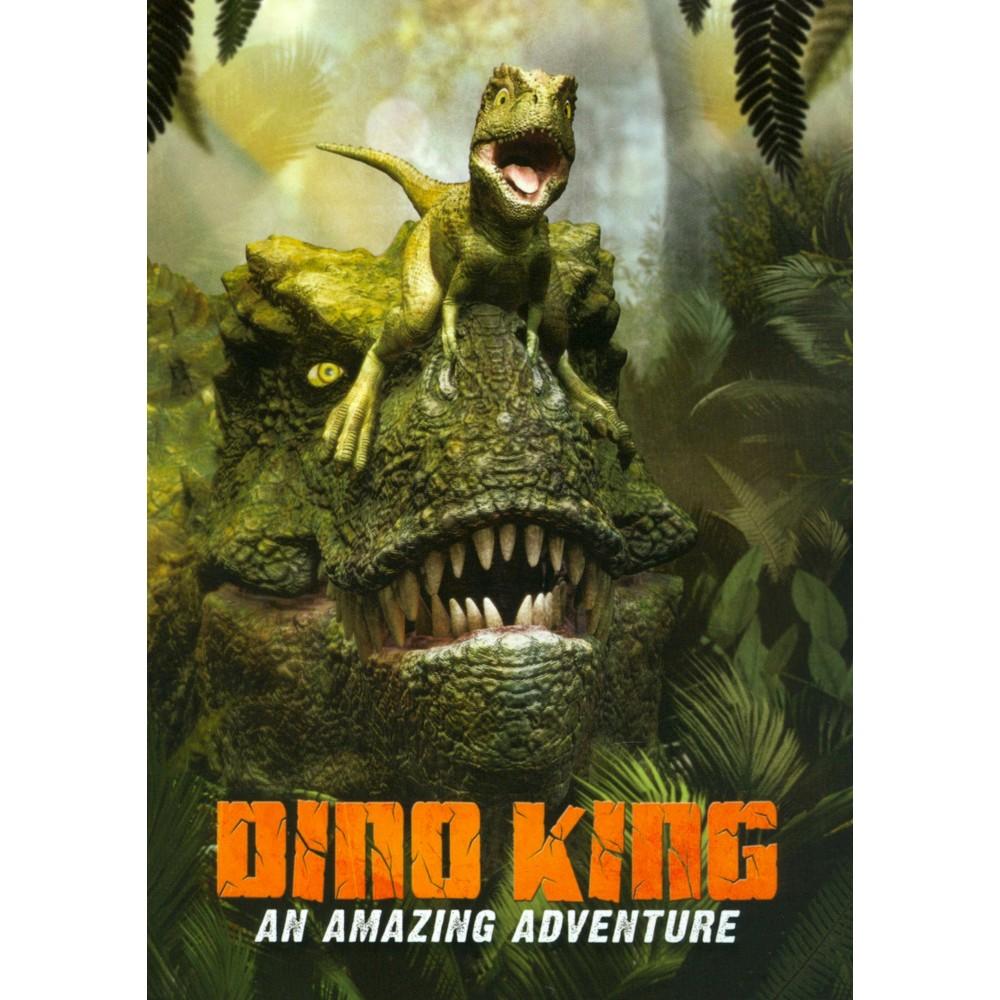 Dino King (Dvd), Movies