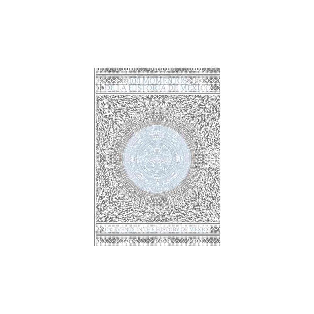 100 Events in the History of Mexico (Bilingual) (Hardcover) (Alejandro Rojas & Sandra Molina Arceo)