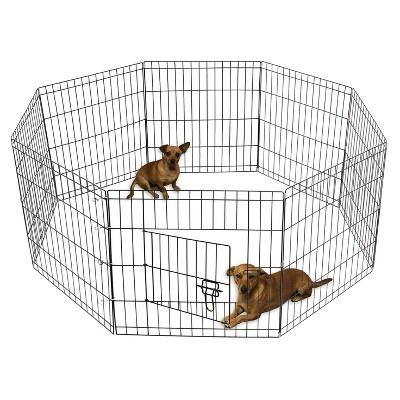 Oxgord Paws & Pals Wire Pet Playpen