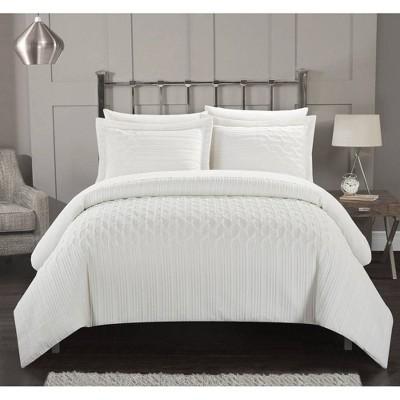 Chic Home 3pc Jas King Comforter Set