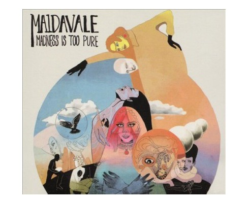Maidavale - Madness Is Too Pure (CD) - image 1 of 1
