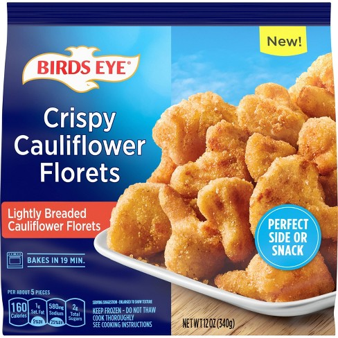 Birds Eye Crispy Cauliflower Florets - 12oz - image 1 of 3