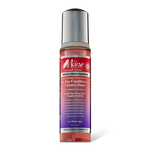 The Mane Choice Prickly Pear Paradise Conditioning Cleanse Foam - 8 fl oz - image 1 of 4
