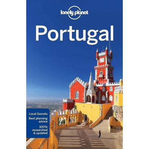Lonely Planet Portugal - (Country Guide) 10 Edition (Paperback) - image 1 of 1