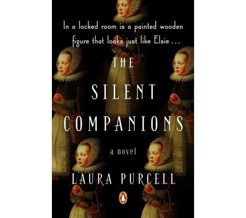 Silent Companions -  by Laura Purcell (Paperback) - image 1 of 1