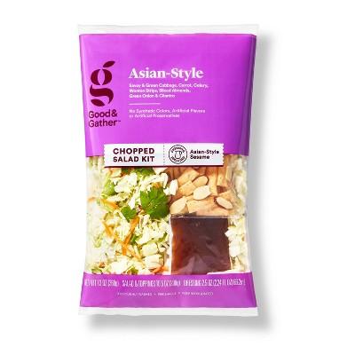 Asian Style Chopped Salad Kit - 13oz - Good & Gather™