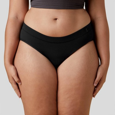 Thinx for All Women's Super Absorbency Bikini Period Underwear
