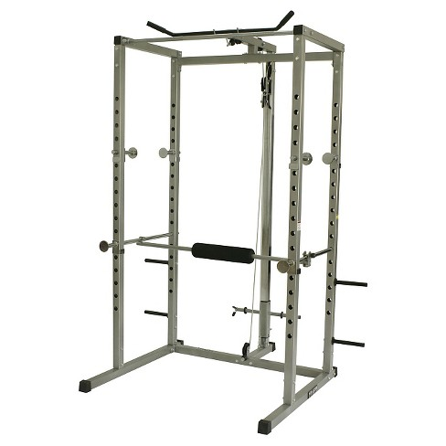 Valor Fitness BD-7 Power Rack with Lat Pull - image 1 of 2