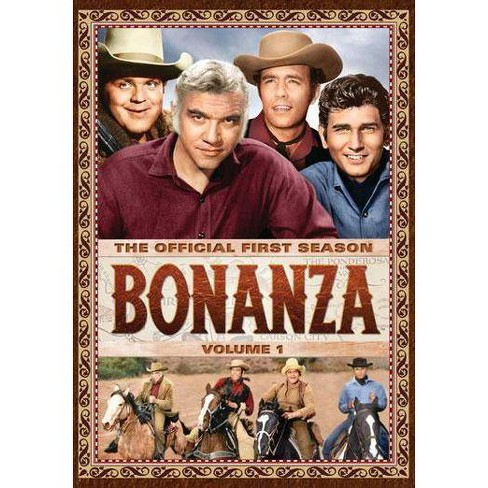 Bonanza: The Official First Season Volume 1 (DVD) - image 1 of 1