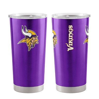 NFL Minnesota Vikings Gameday Ultra Tumbler - 20oz