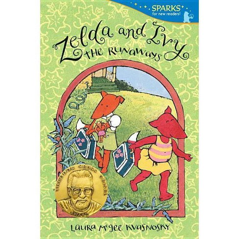 Zelda and Ivy: The Runaways - (Candlewick Sparks (Quality)) by  Laura McGee Kvasnosky (Paperback) - image 1 of 1