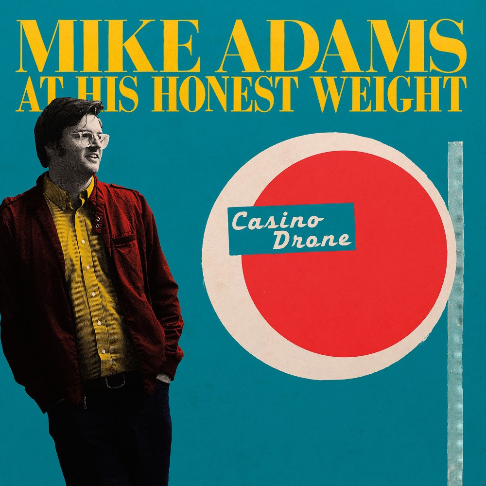 Mike Adams At His Ho - Casino Drone (CD)