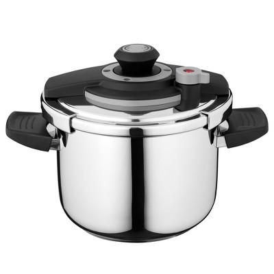 BergHOFF Vita 6.3 Qt 18/10 Stainless Steel Pressure Cooker