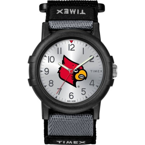 NCAA Louisville Cardinals Tribute Collection Recruite Youth Watch - image 1 of 1