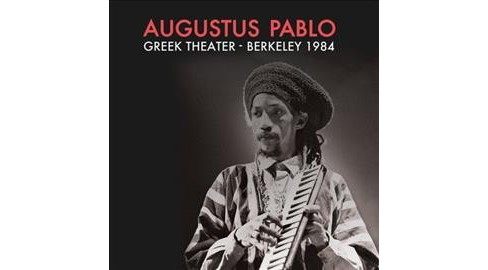 Augustus Pablo - Greek Theater:Berkeley 1984 (Vinyl) - image 1 of 1