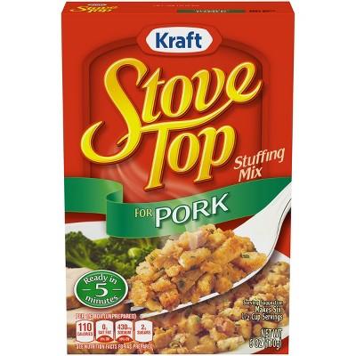 Kraft Stove Top Pork Stuffing Mix 6oz