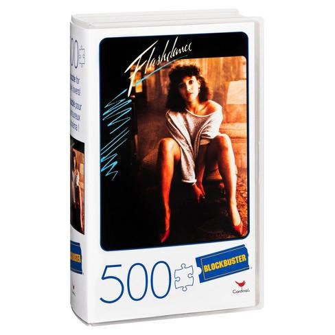 Cardinal Blockbuster: Flashdance Puzzle 500pc - image 1 of 3