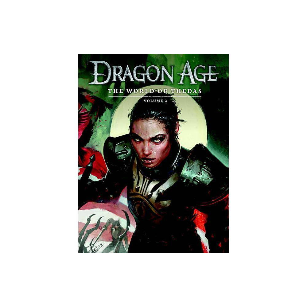 Dragon Age The World Of Thedas Volume 2 Hardcover