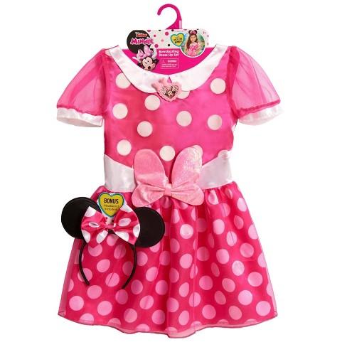 Disney Minnie Mouse Minnie Bowdazzling Dress - image 1 of 2
