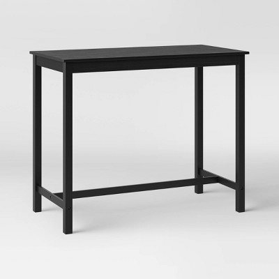 Counter Height Dining Table Set Black - Threshold™ : Target