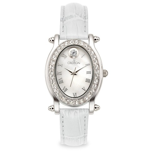 Croton Women's Brass Wristwatch - Clear - image 1 of 3