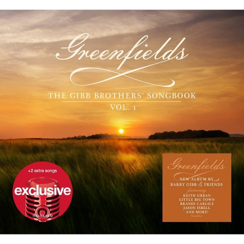Barry Gibb - Greenfields: The Gibb Brothers SongBook Vol. 1 (Target Exclusive, CD) - image 1 of 1