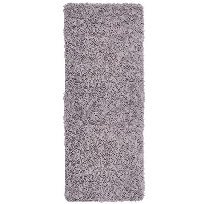 Solid Memory Foam Shag Bath Mat - Yorkshire Home
