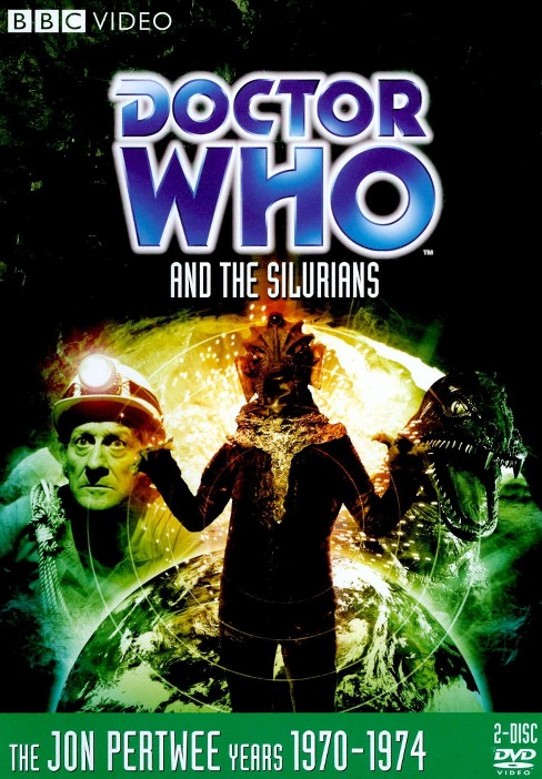 Doctor who:Ep 52 silurians (DVD) - image 1 of 1