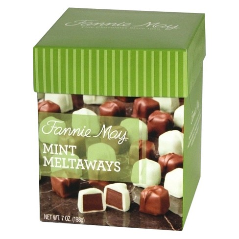 Fannie May Mint Meltaways - 7oz - image 1 of 1