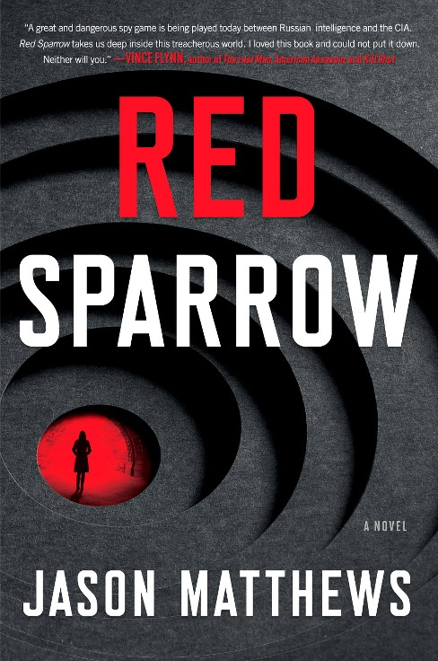 Red Sparrow (Hardcover) (Jason Matthews) - image 1 of 1