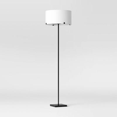 """65"""" Cross Brace Floor Lamp (Includes LED Light Bulb) - Threshold™"""
