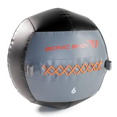 Bionic Body Medicine Ball 6lbs - Black