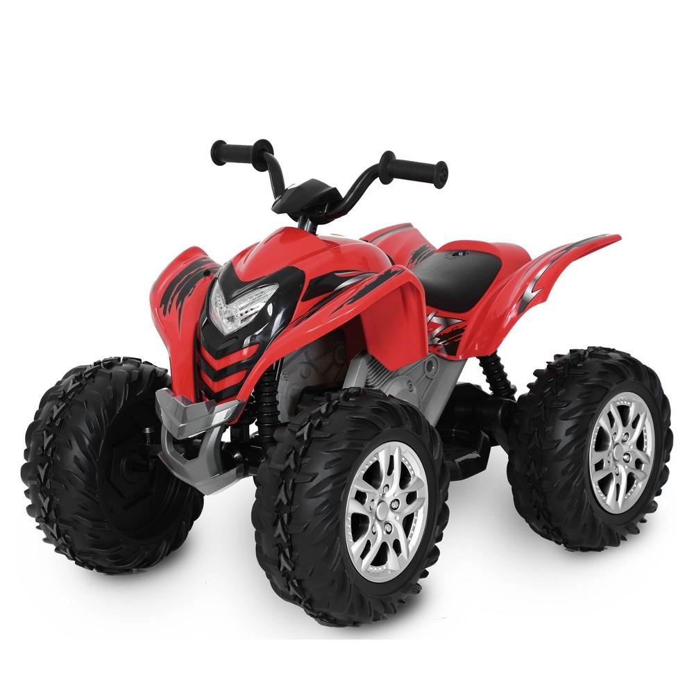 Rollplay 12v Powersport Atv Powered Ride On Red