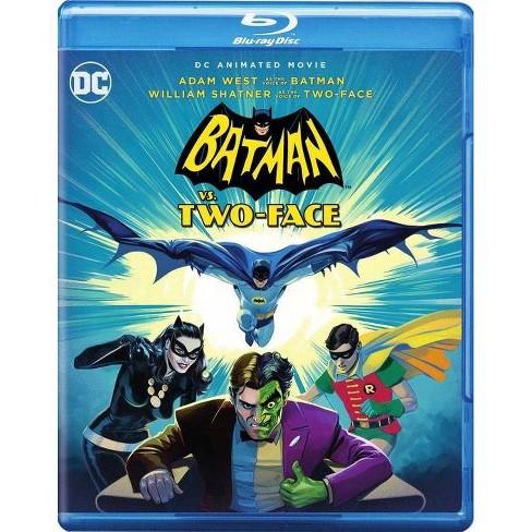 Batman vs. Two-Face (Blu-ray) - image 1 of 1