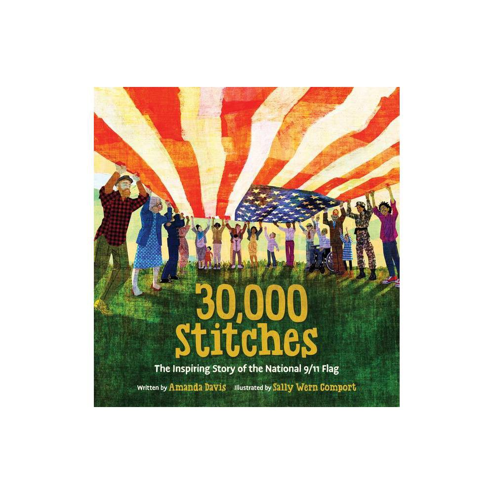30 000 Stitches By Amanda Davis Hardcover