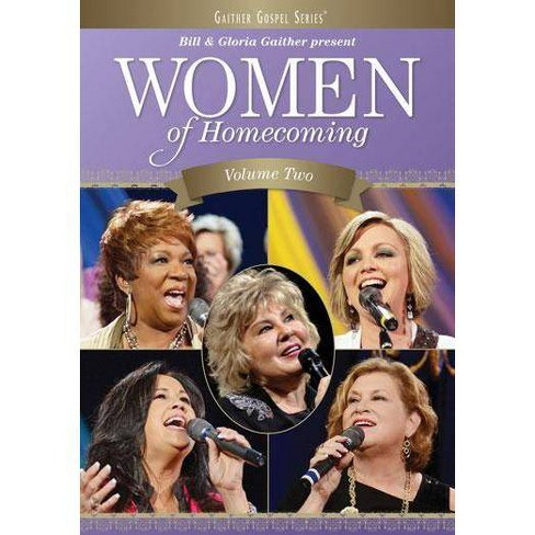Bill & Gloria Gaither Present: Women of Homecoming Volume 2 (DVD) - image 1 of 1