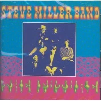 Steve Miller Band - Children Of The Future (CD)