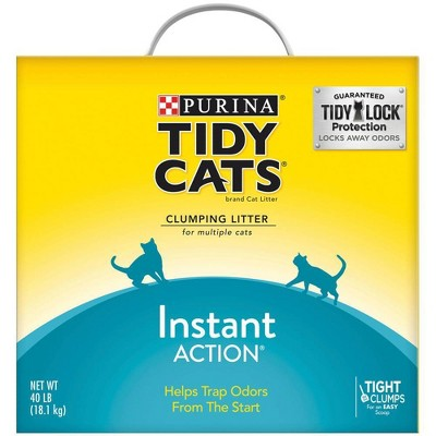 Purina Tidy Cats Clumping Instant Action Cat Litter