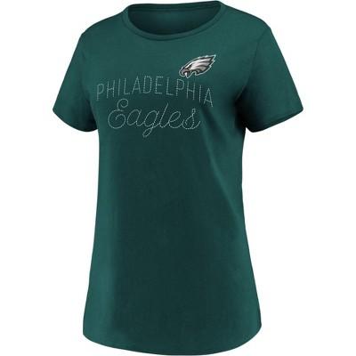NFL Philadelphia Eagles Women's Short Sleeve T-Shirt