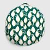 Lemons Round Outdoor Floor Cushion Jade - Opalhouse™ - image 2 of 3