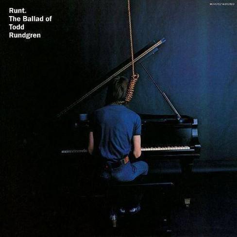 Todd Rundgren - Runt: The Ballad of Todd Rundgren (Transparent Blue 180 Gram) (Vinyl) - image 1 of 1